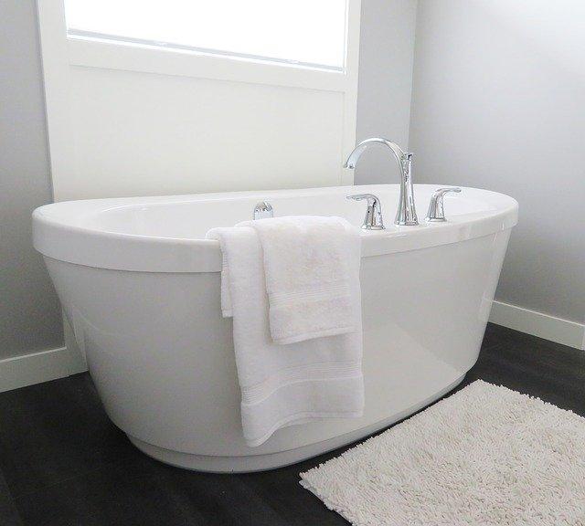 A warm bath works wonders