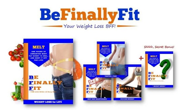 BEFINALLYFIT diet plan