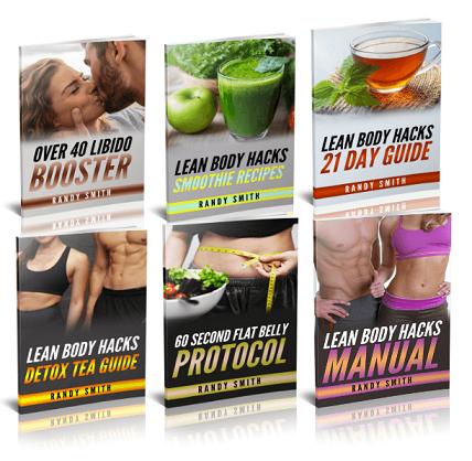 Benefits of Lean Body Hacks Manual
