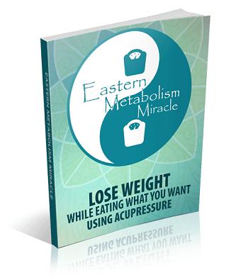 Eastern Metabolism Miracle book