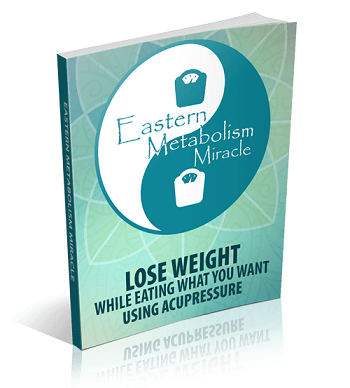 Eastern Metabolism Miracle book