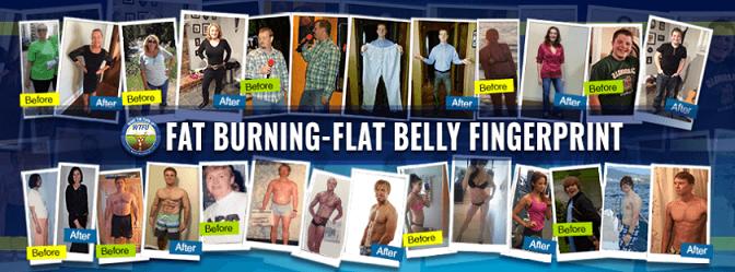 Fat Burning Fingerprint testimonials