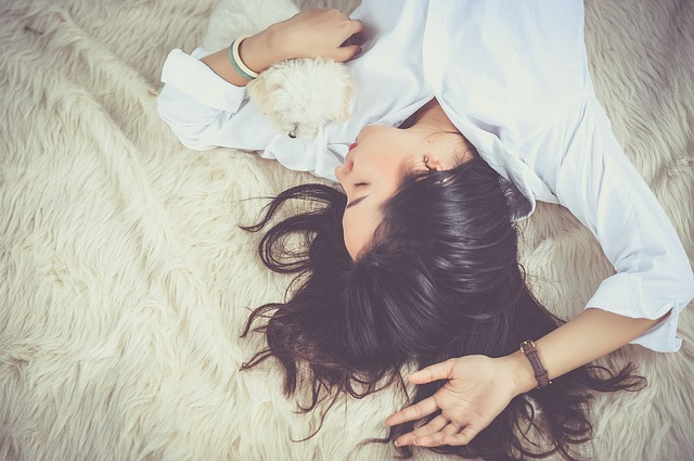 Get into a healthy bedtime routine