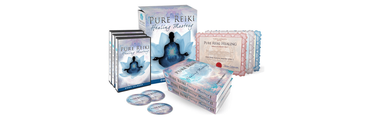 Pure Reiki Healing Master Review - Scam or Not?