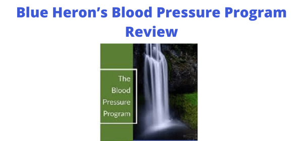 Blue Heron's Blood Pressure Program Review