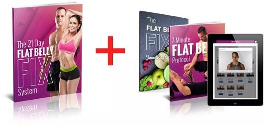 The Flat Belly Fix BONUS
