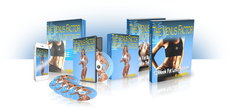 What do you get with Venus Factor 2.0