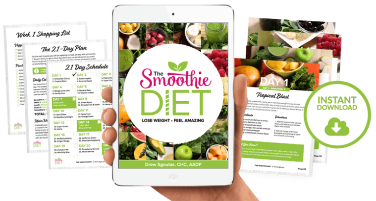 What Is The Smoothie Diet 21 Day Program