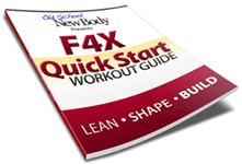 Bonus #1F4X Quick Start Workout Guide