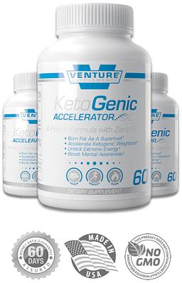 Ketogenic Accelerator Supplement