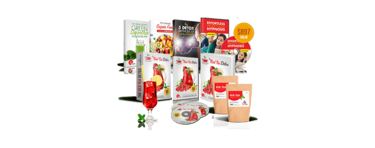 The Red Tea Detox Program REVIEW-Really Works Or Not