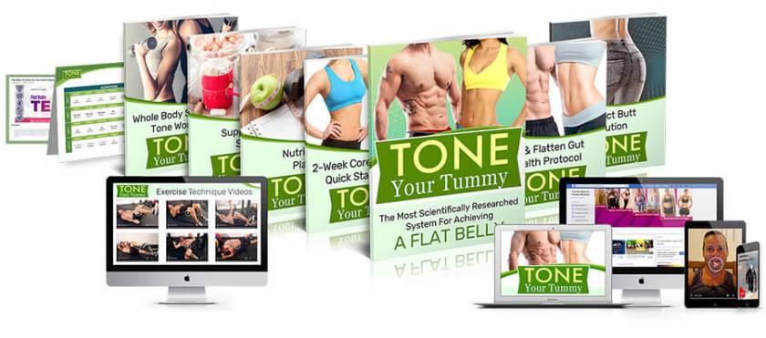 TheTone Your Tummy Bonuses