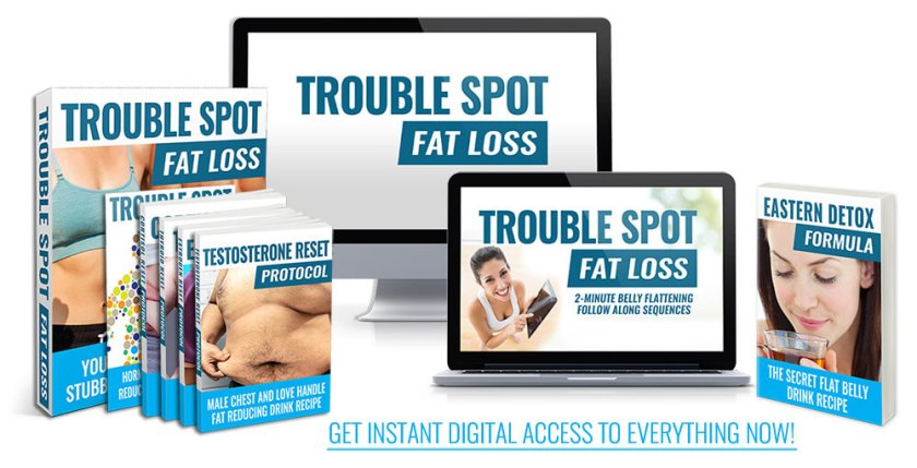 Trouble Spot Fat Loss program