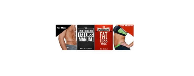 The Underground Fat Loss Manual By Matt Marshall Review - LIKIB