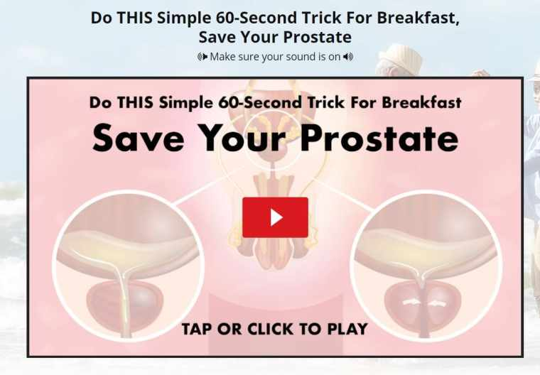 How Does VitalFlow Prostate Work